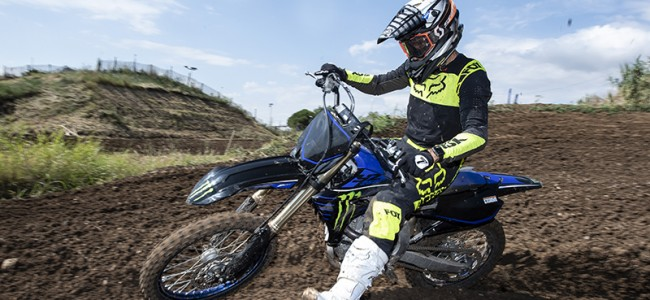 Primeurtest: 2021 Yamaha YZ250F