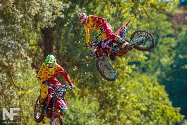 Entry-List EMX125 en EMX250 voor Spanje