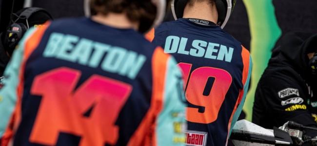 Olsen en Beaton op jacht naar de derde plaats