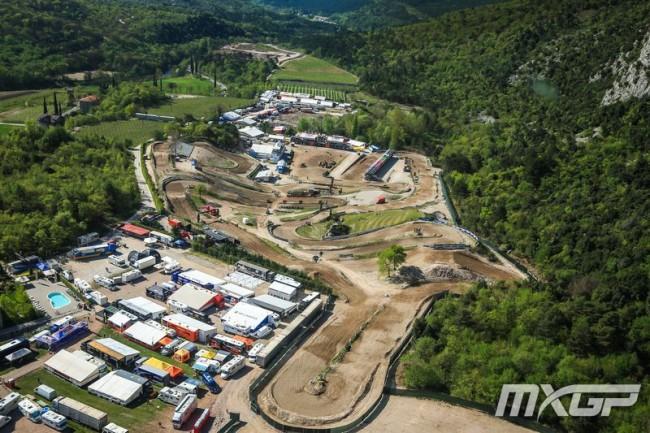 Entry-List MXGP en MX2 voor Arco di Trento