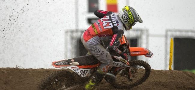 EMX125 finale laat bittere nasmaak achter voor Florian Miot