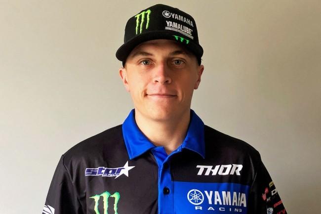 Jeremy Martin keert terug naar Star Racing-Yamaha!