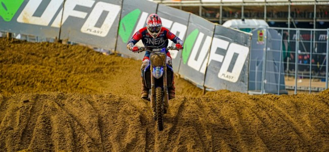 Entry-List MXGP en MX2 voor Lommel 2