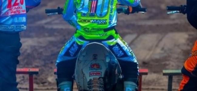 Damien Knuiman maakt de overstap naar de 125cc