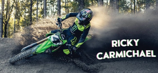 Ricky Carmichael kiest voor groen!