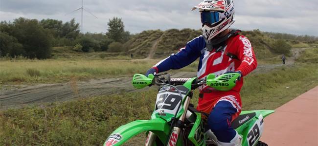 Seppe Bekaert kijkt uit naar MX2 GP debuut