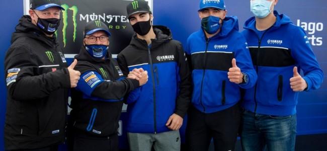 Thibault Benistant tekent bij KEMEA Racing-Yamaha!