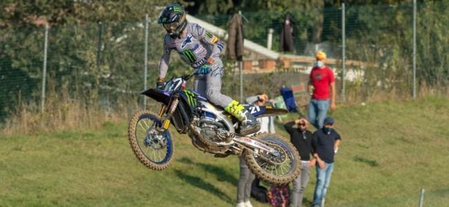 Seewer crasht, Paulin tevreden na Mantova 2