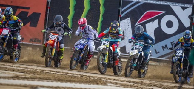 VIDEO: Samenvatting EMX125 en EMX250 Lommel 1