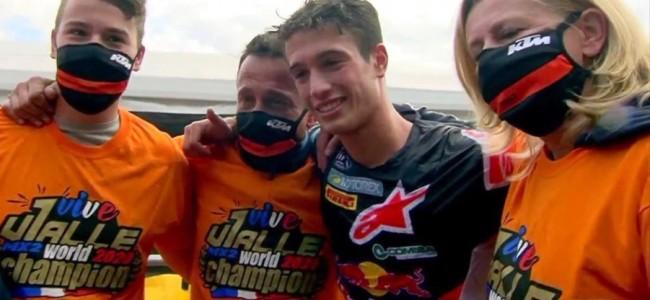 VIDEO: Highlights vanuit Arco met twee kampioenen!