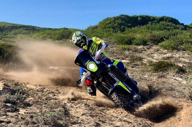 Rui Gonçalves voor het eerst naar de Dakar Rally