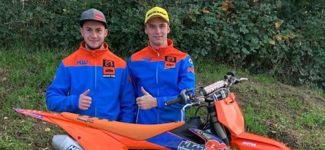Benoit Englebert tekent bij Team NR83
