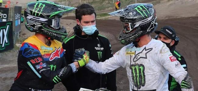 Febvre en Desalle over de laatste GP van het seizoen