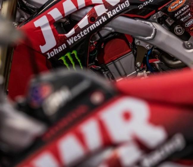 JWR Honda Racing komt met nieuwe line up!