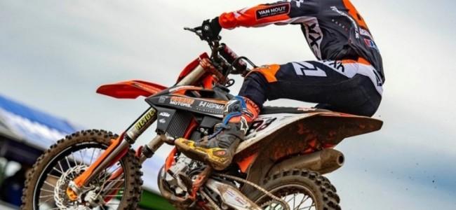 Freek van der Vlist verder met eigen MX88 Motorsport