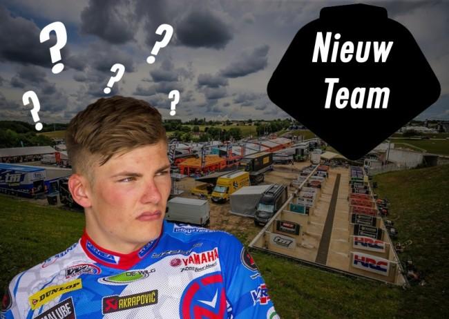 Is dit het nieuwe team van Brent Van Doninck?