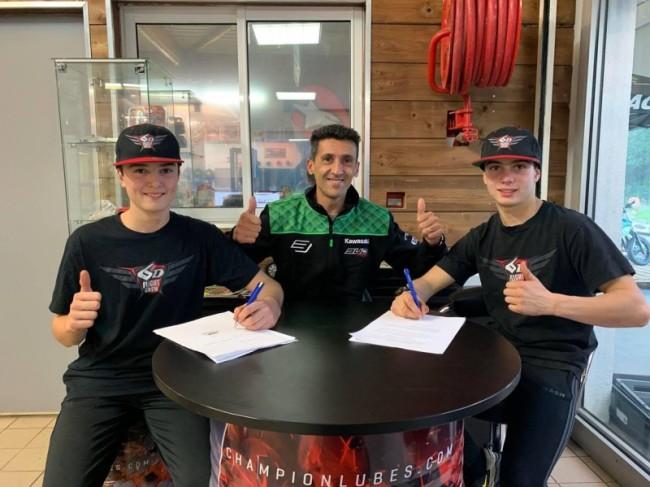 Toptransfer voor broers Coenen naar Bud Racing!