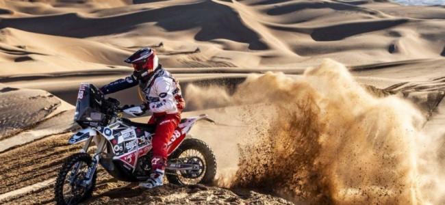 De Dakar Rally etappe per etappe.