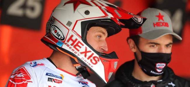 Vandaag de laatste GP voor Jeremy Van horebeek
