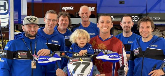 Lupino verlaat Gebben Van Venrooy Yamaha!