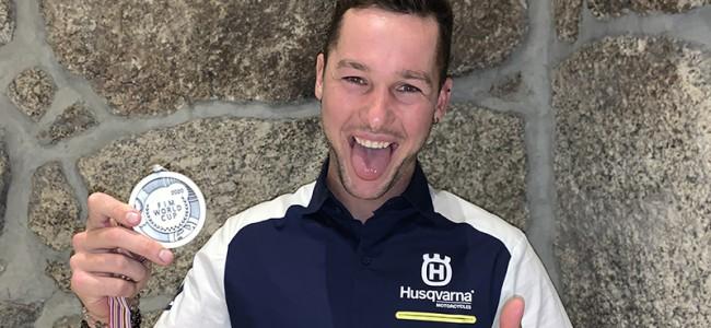 Vicekampioen Mathias Van Hoof kijkt terug op bewogen World Cup Open finale
