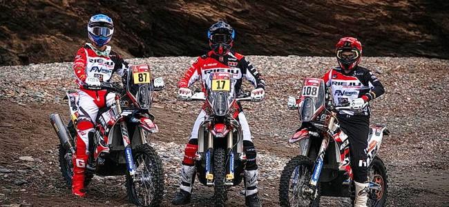 Spaanse motorfabrikant Rieju naar de Dakar Rally