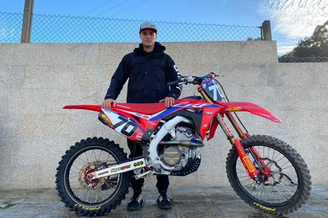 Fernandez en Rizzi in MX2 met Honda 114 Motorsport