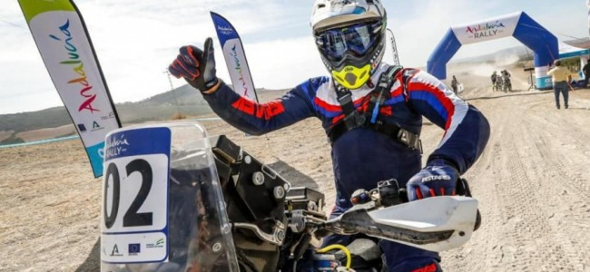 Walter Roelants in HLN over zijn start in de Dakar Rally