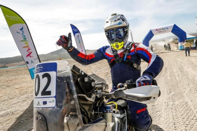 Walter Roelants in HLN over zijn start in de Dakar Rally