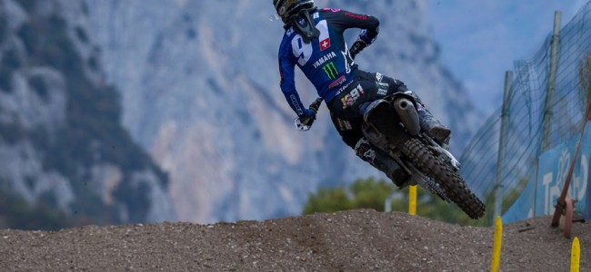 Sterke Yamaha-rijders missen het MXGP-podium