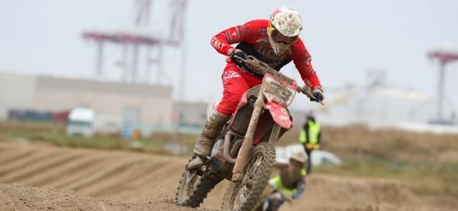 Potisek wint Hexis sand race, Van Berkel vijfde