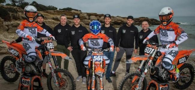 Trio blijft bij Motor2000 KTM Racing Team