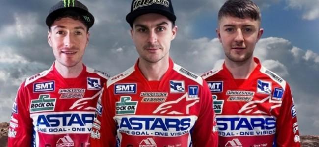 Nieuwe hoofdsponsor voor Dave Thorpe Racing