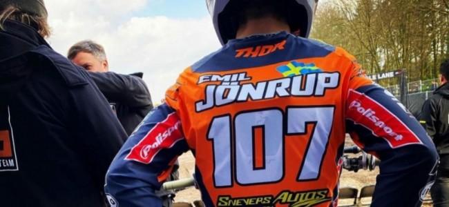 Emil Jonrup kiest voor KTM Scandinavia