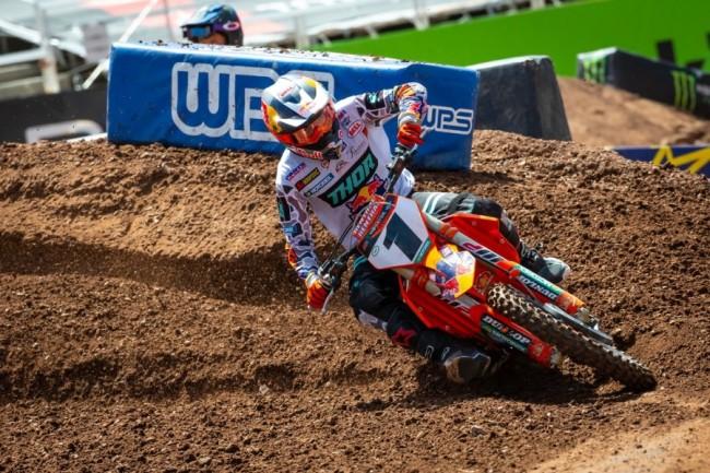 Cooper Webb verlengt zijn KTM contract!