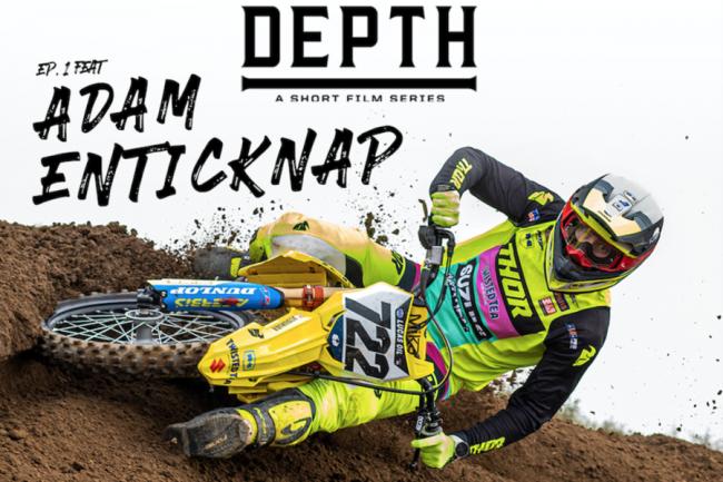 VIDEO: achter de schermen bij Adam Enticknap (The 7DeuceDeuce)