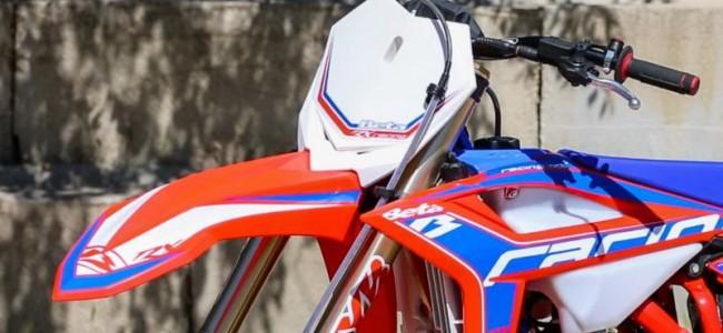 Komt Beta terug in de motorcross met Christophe Charlier?