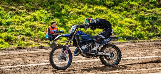 Ivano van Erp heeft een Yamaha contract tot 2023