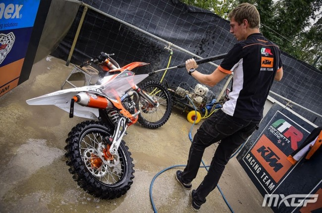 MXGP Mechanic: Julian van Essen
