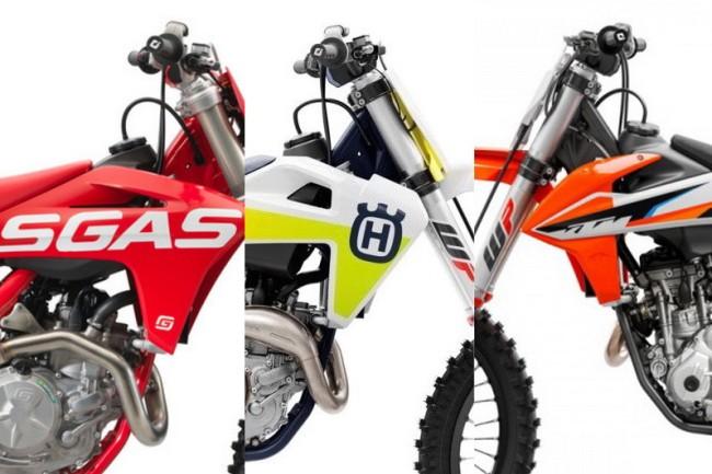 VIDEO: Het verschil tussen een GasGas, een Husqvarna en een KTM