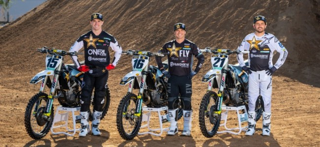 Gallery: Rockstar Energy Husqvarna Factory Racing Team 2021