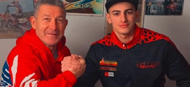 SRS Racing keert terug met Emilio Scuteri