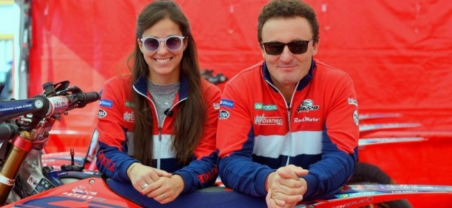 Gazza Racing wordt het Honda team!