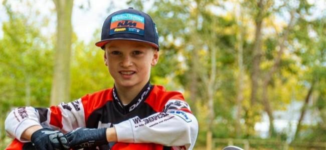 Ampoorter tekent bij Team KTM VRT Nordpesca Holland