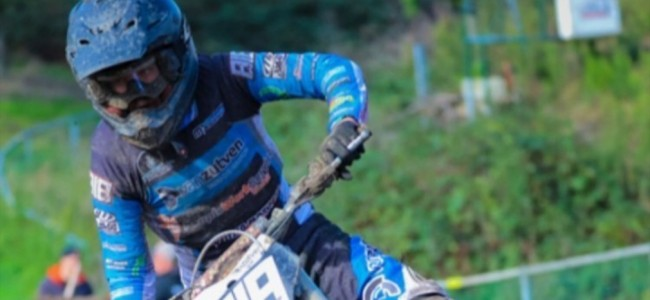 Kyle van Zutphen opnieuw in ONK 125cc