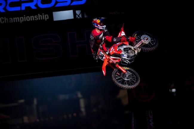 VIDEO: Highlights Supercross Houston3 2021
