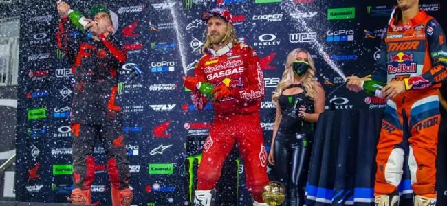 VIDEO: Highlights Supercross Houston1 2021