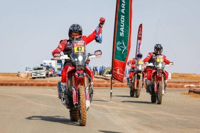 VIDEO: de mooiste beelden van de Dakar Rally
