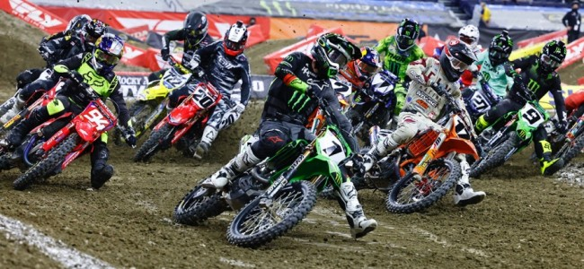 VIDEO: Highlights Supercross Indianapolis 1 2021