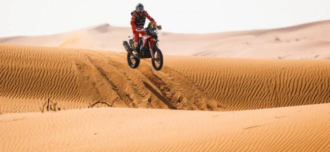 Dakar Rally: Barreda wint zijn derde etappe, Price is nieuwe leider